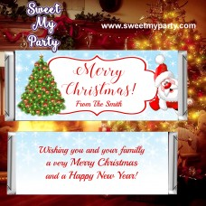 Christmas Candy Bar Wrappers, design 59