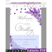 Lavender welcome sign template,lavender wedding welcome sign template, (131)